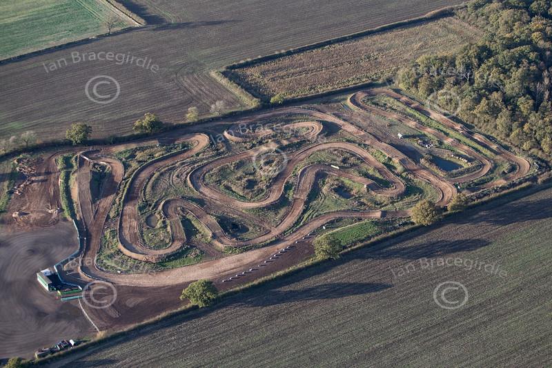 Aerial photo of Moto X track-8
