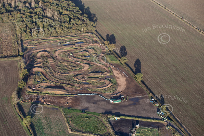 Aerial photo of Moto X track-4