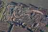 Aerial photo of Moto X track-18