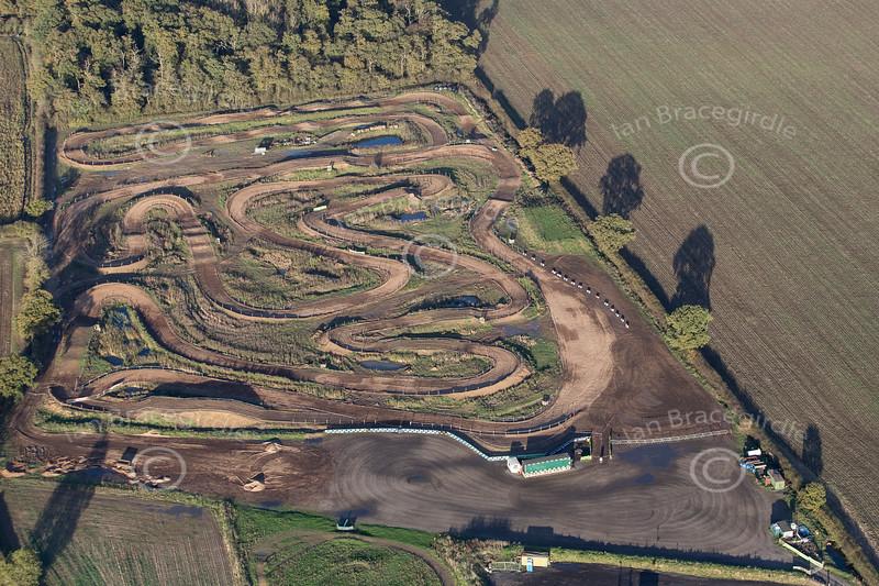 Aerial photo of Moto X track-6