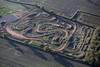 Aerial photo of Moto X track-11