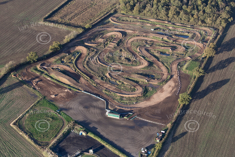 Aerial photo of Moto X track-7