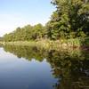 Back waters of Lake Laclu, Near Kenora, Ontario Canada