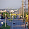Looking East - Divide Avenue - Bismarck, ND
