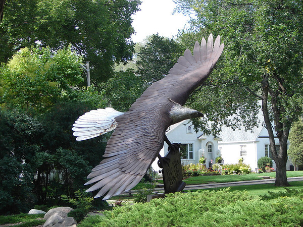 """<b>Soar</b>"" Custer Park - Bismarck ND"
