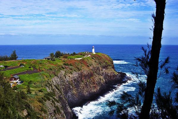 Kilauea Point Light House - Kauai, Hawaii