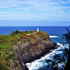 Kilauea Point Light House - Kauai, Hawaii
