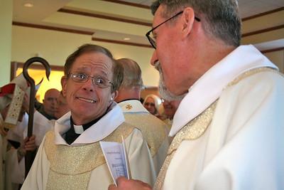 Fr. Bob Tucker and Fr. Ed Zemlik