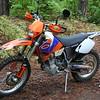 My 2002 520 KTM EXC