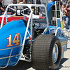 And the first HOT ROD sitting in the SHOW A SPRINT CAR !