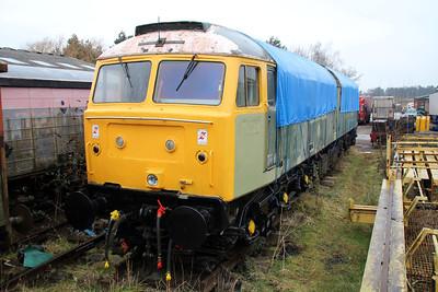 Class 47_47484 'Isambard Kingdom Brunel'   25/02/13.