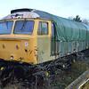 Class 47 47484 'Isambard Kingdom Brunel'   16/01/15.