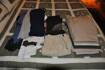 Goodwill Clothes 2010