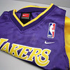 Perfectly Clear- Note how the Laker's jersey is a proper purple.