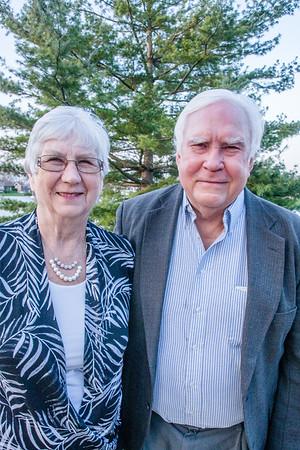 Gordon & Inez Oburg