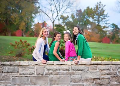 Girls on Bridge (1 of 1)