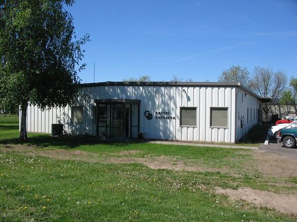 The Gospel Outreach office in College Place Washington State near Walla Walla Adventist University