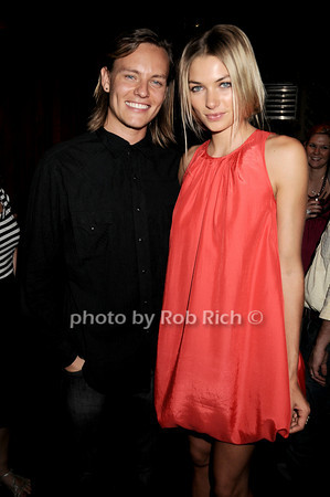 Nicholas Potts, Jessica Hart<br /> photo by Rob Rich © 2010 robwayne1@aol.com 516-676-3939