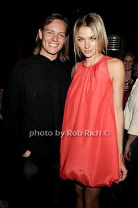 Nicholas Potts, Jessica Hart photo by Rob Rich © 2010 robwayne1@aol.com 516-676-3939