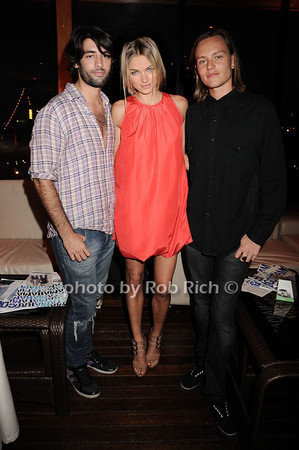 Jay Lyon, Jessica Hart, Nicholas Potts <br /> photo by Rob Rich © 2010 robwayne1@aol.com 516-676-3939