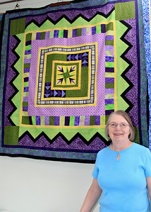 Mary Jean Thorp and Her Quilt4