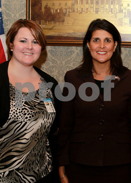 Governor Nikki Haley 2012