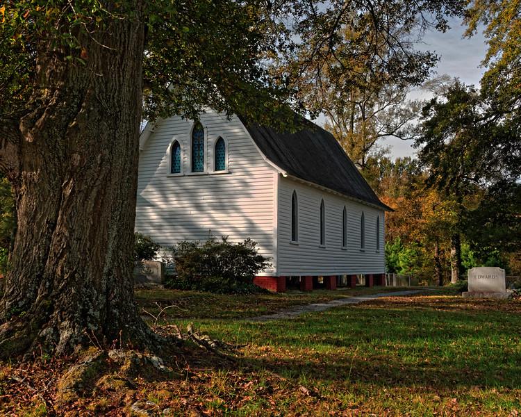 Grace Methodist Church III