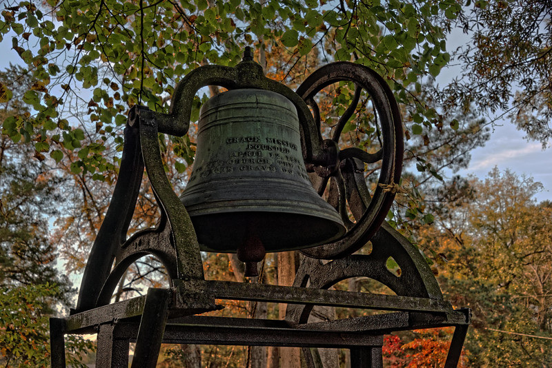 Grace Methodist Church Bell