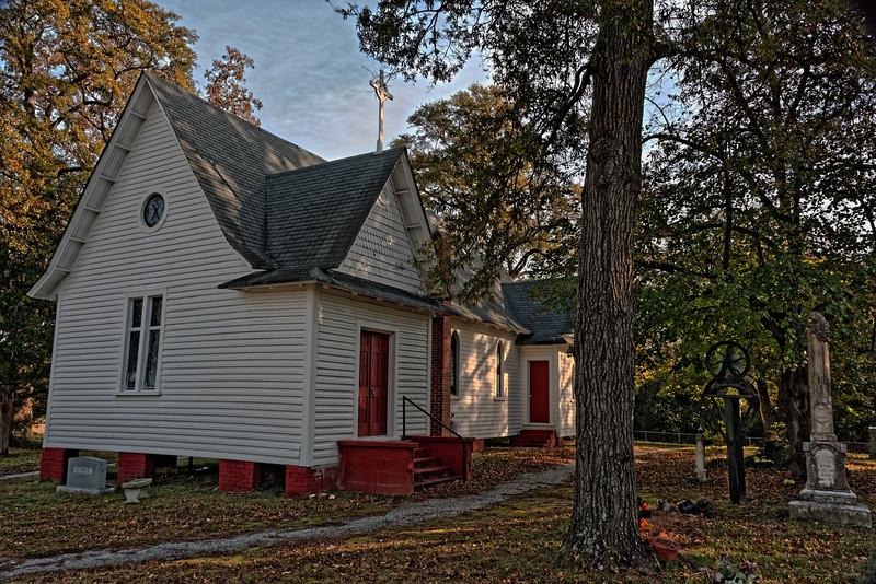 Grace Methodist Church II