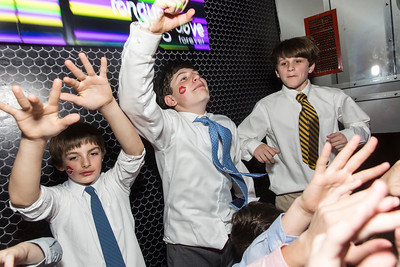 Garce and Phillip Bar Mitzvah Reception at Tungue and Groove.