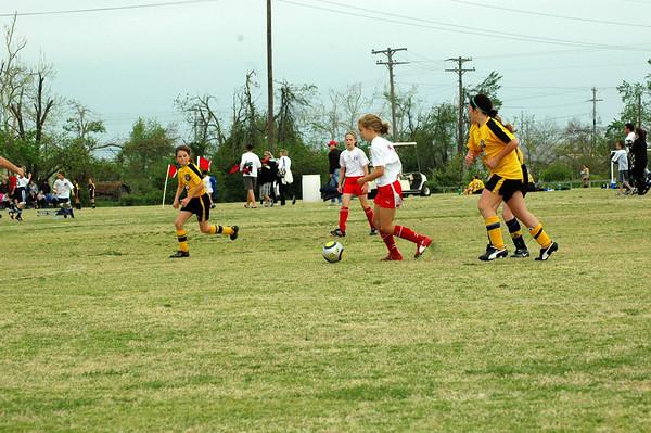 Gracie Spring Soccer 09