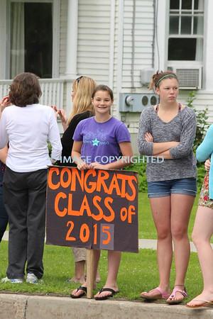 Graduation MUHS 2015