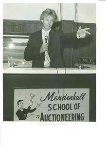 Cary Stengel Mendenhall 1981