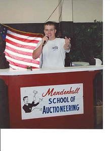 Trent Stengel Mendenahall 2005