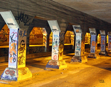 Graffiti Tunnel in Atlanta GA