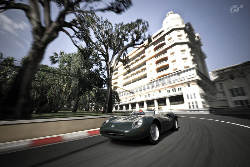 The World of Gran Turismo 5