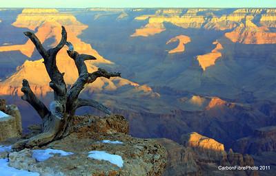 Yaki Point, Grand Canyon, AZ