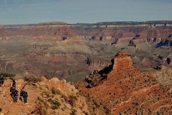 Grand Canyon Travelogue Rim to Rim