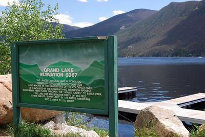 Grand Lake Colorado 2009