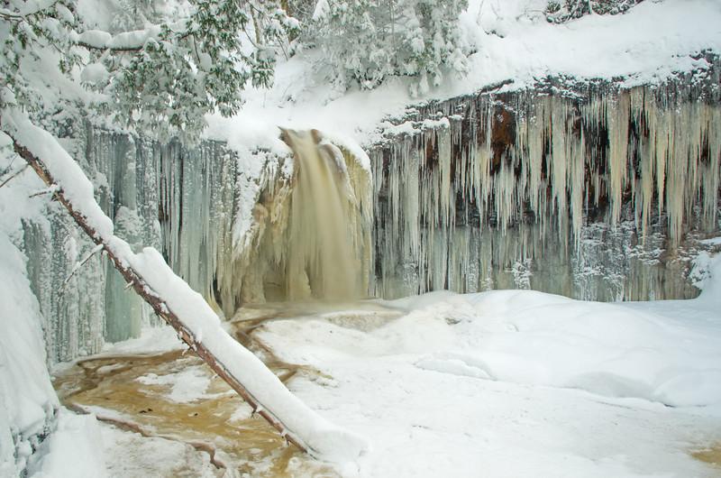 Carpenter Creek Falls