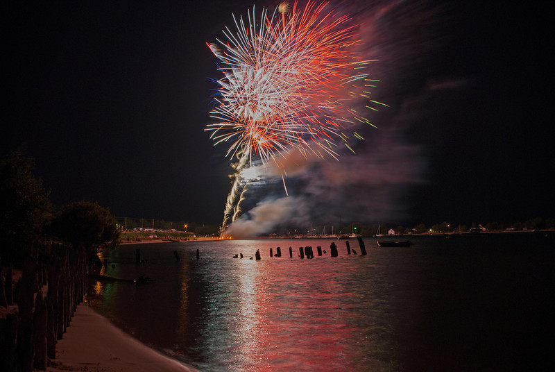 4th of July celebration in Grand Marais
