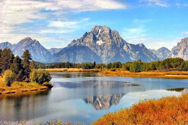 Wyoming, Grand Teton National Park