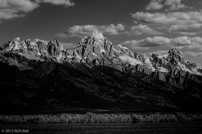 20131009 Grand Teton Black & White _0561 A copy