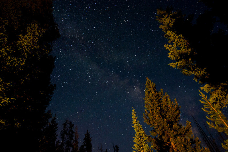 Campfire Stars