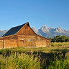 Mormon Row Barns