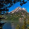 Jackson Lake View of the Grand Teton