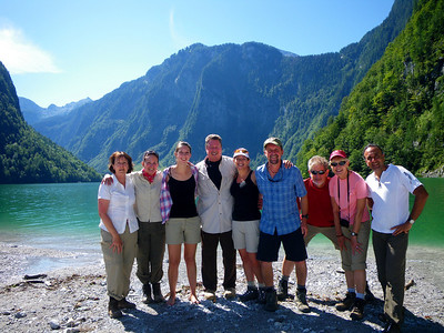Grand Traverse of the Alps Part 4: AUSTRIA & GERMANY August 7 to August 10, 2011