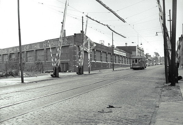 Maspeth in the 1940s