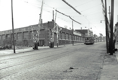 H.C. Bohack and Company was located between Woodward and Flushing Avenues along Metropolitan Avenue. This site produced and packaged the food that was sold in Bohack supermarkets throughout the city. This building still stands. The railroad tracks serviced the factory and are still extant, although much less frequently used today.