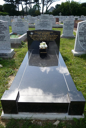 Granddad's Resting Place